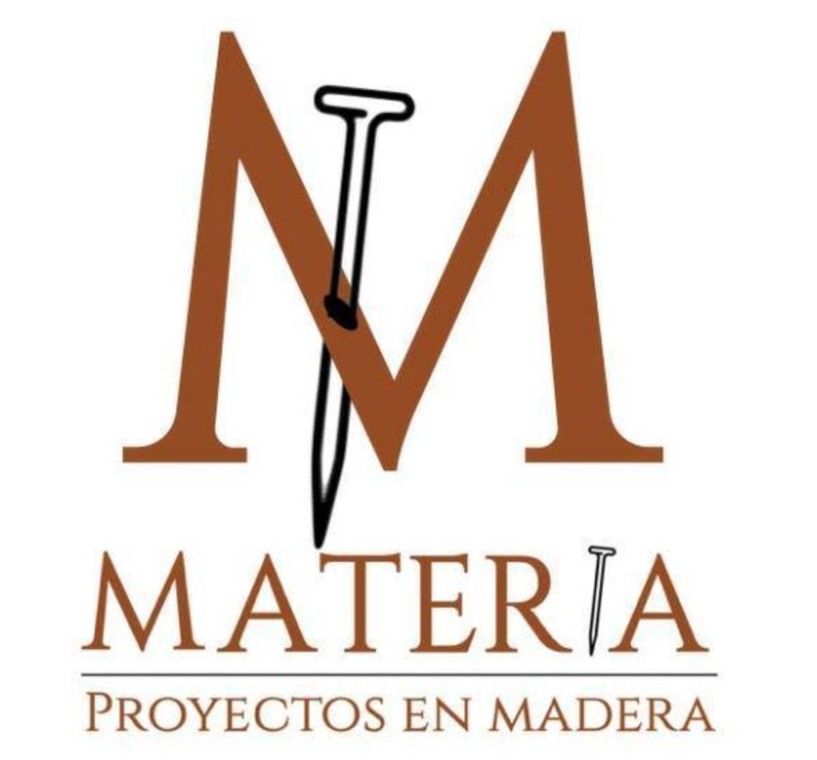 Materia Proyectos en Madera