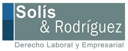 Logo Bufete Solís y Rodríguez